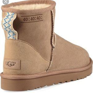 c3434ab5775 UGG Shoes - Ugg Classic Mini 40 40 40 Anniversary Edition